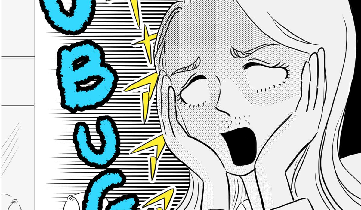 漫画&コミック風イラスト